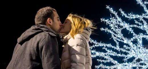 navidades pareja