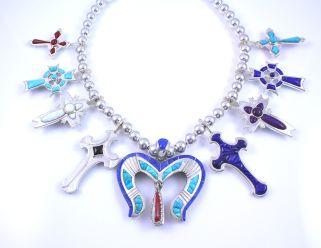 Talisman Necklace_Nighthorse 2