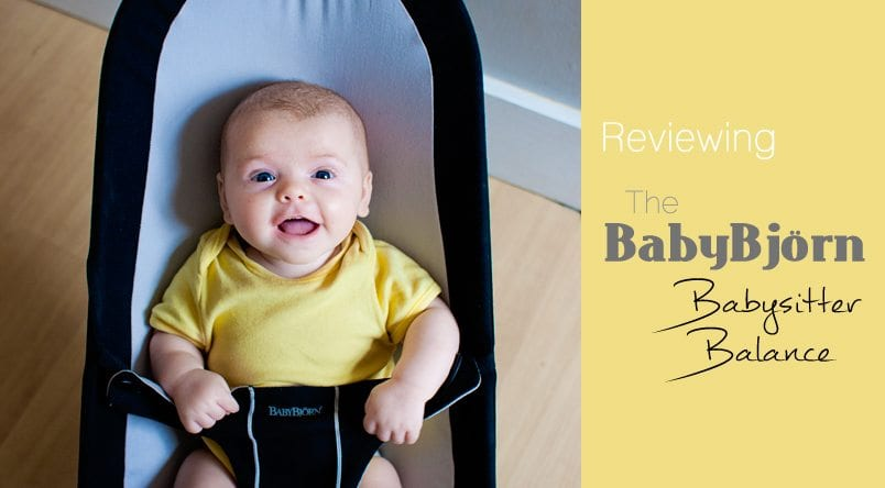 baby bjorn baby sitter balance