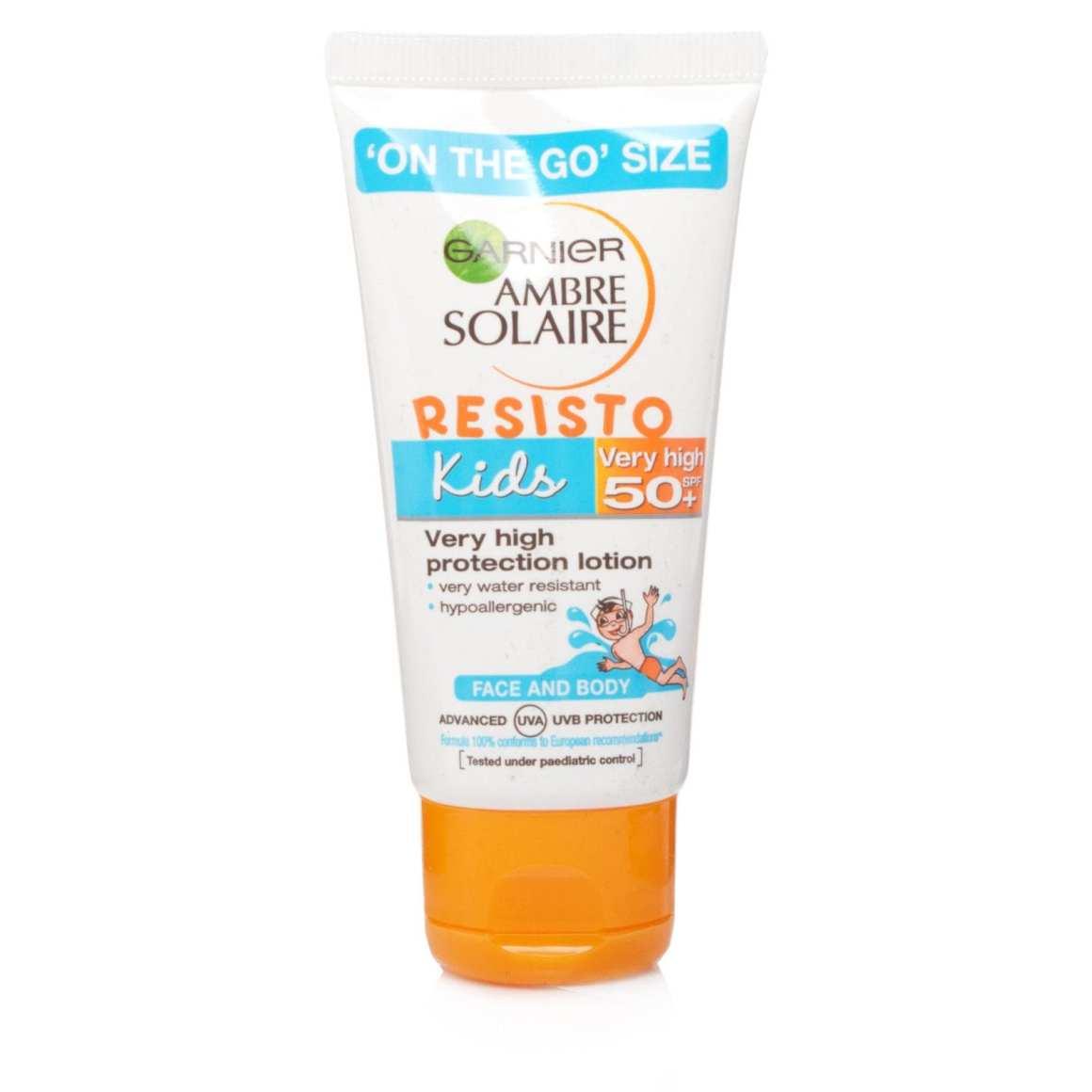 sun cream for eczema