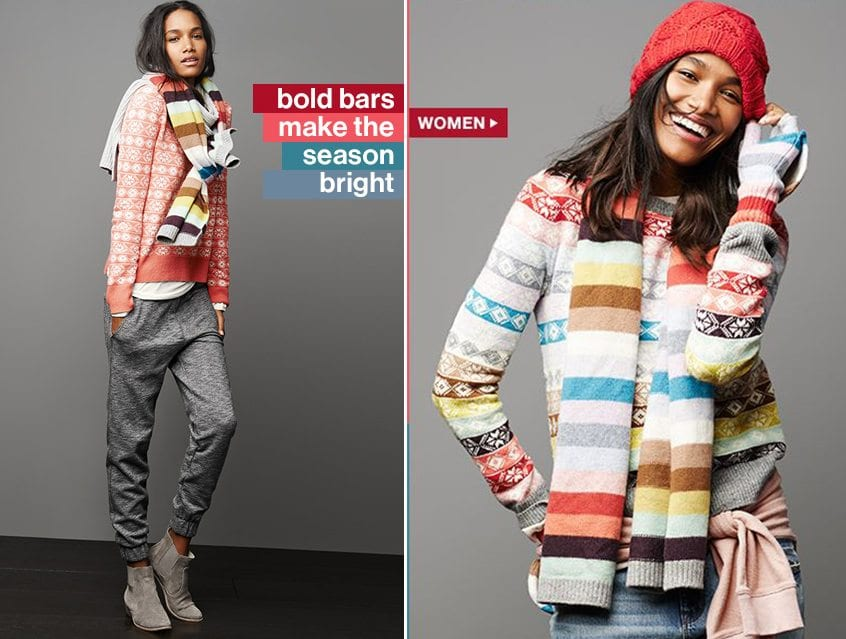 gap holiday collection