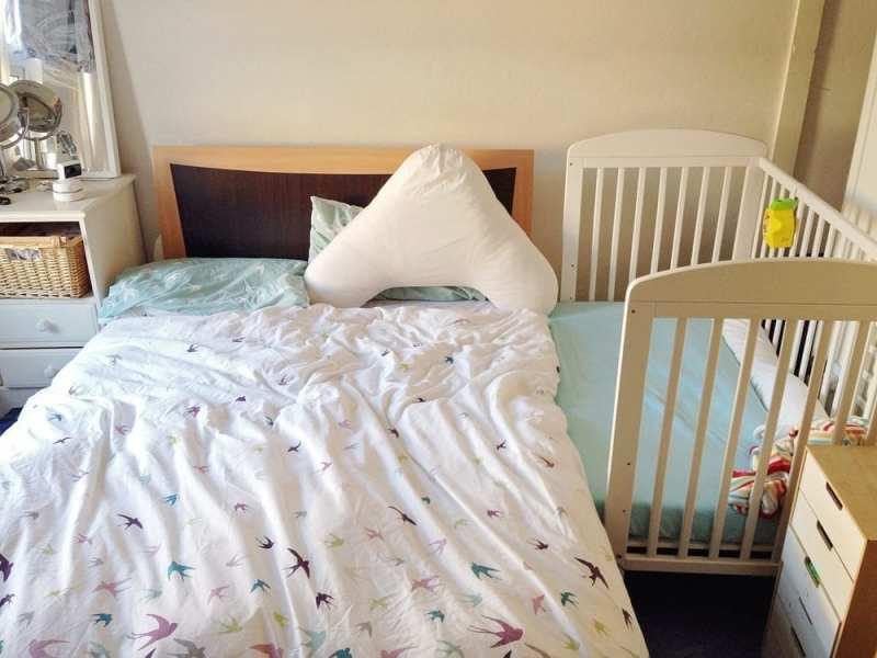 co sleeping sidecar cot