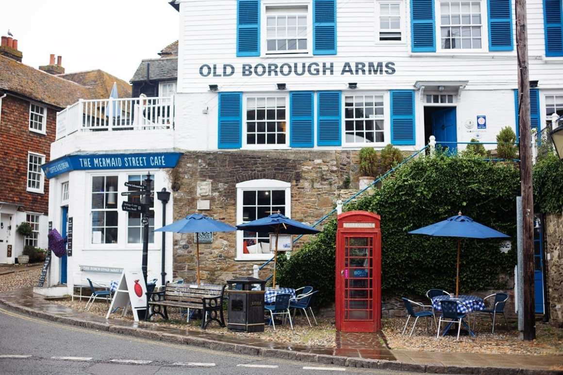 Rye Old borough Arms