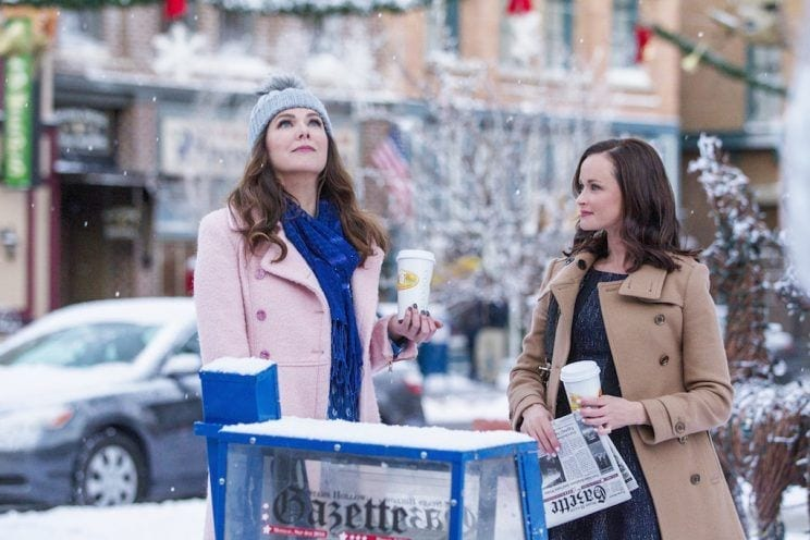 gilmore girls a year in the life winter