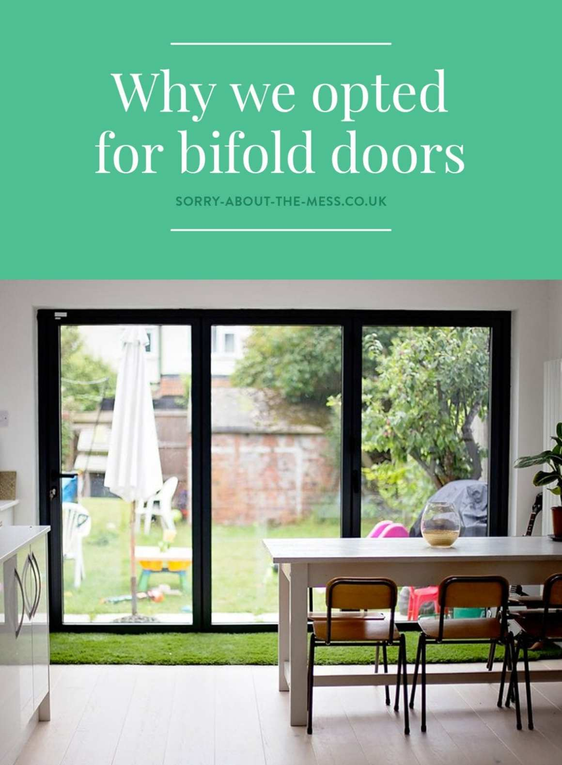 Whast you need to consider when you are thinking of purchasing bifold doors