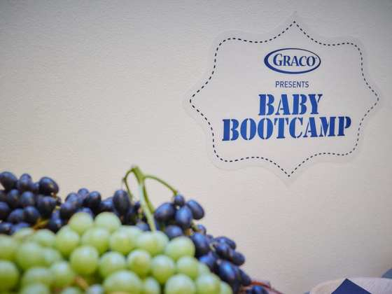Graco baby bootcamp
