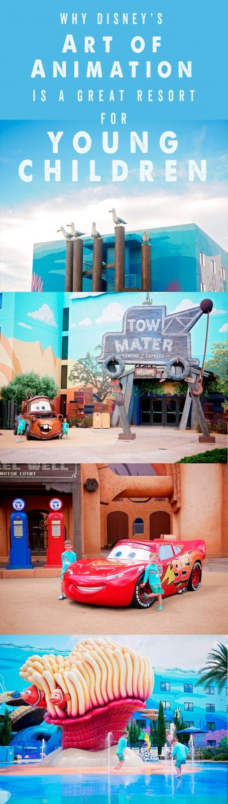disney art of animation for young children