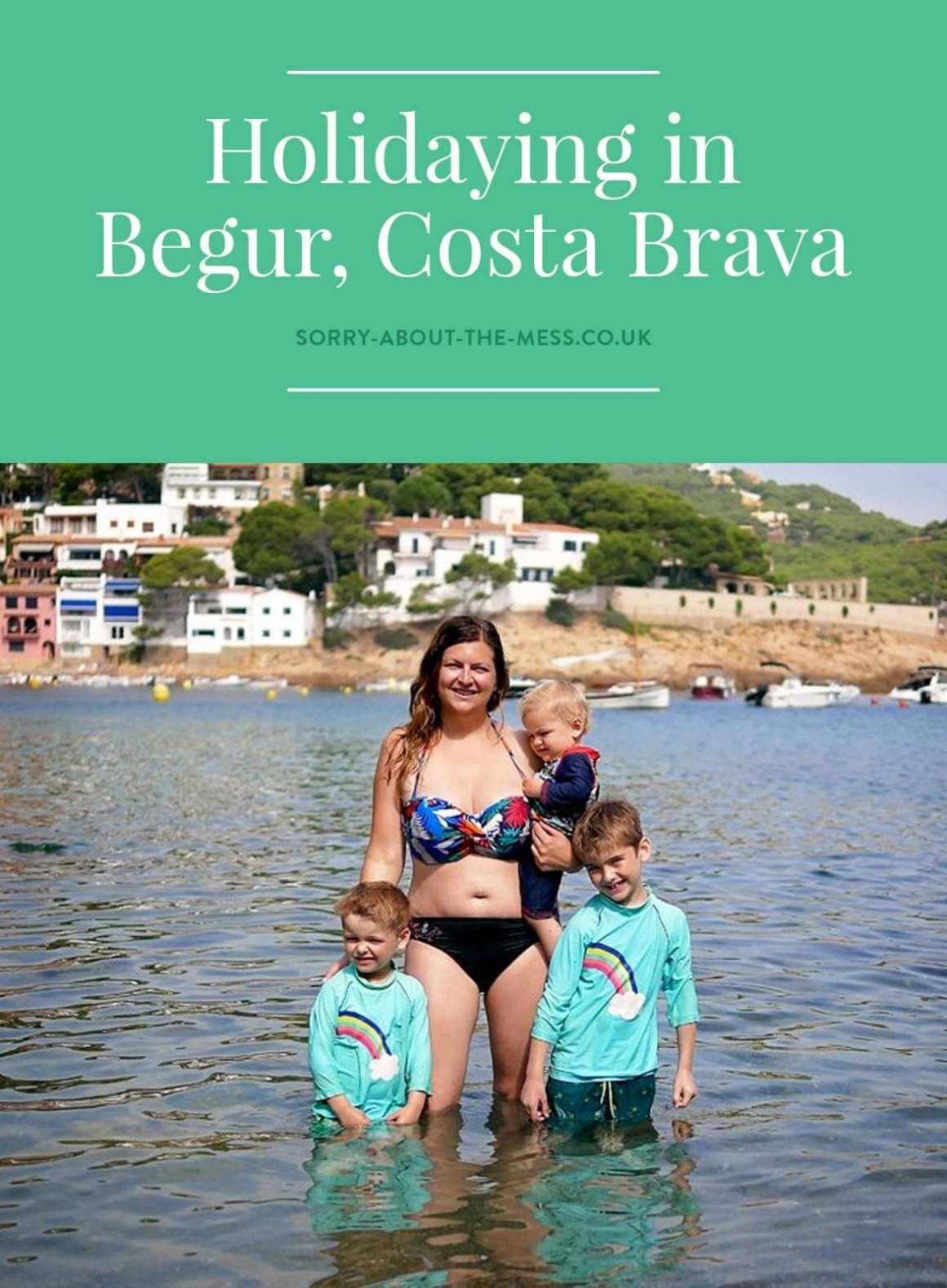 Holiday in Begur, Costa Brava