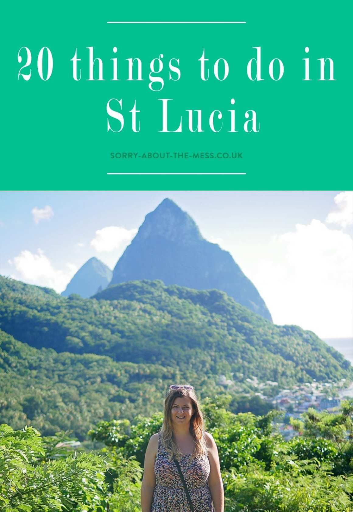 20 of the best things to do in St Lucia. Activites, excursions, beaches, food and drink - here are our favourite things to do in St Lucia, and the reasons why it's our favourite Caribbean. island