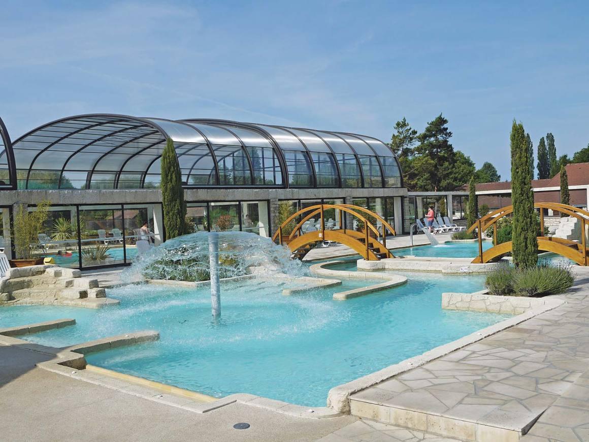 La Croix Du Veuix Pont swimming pool