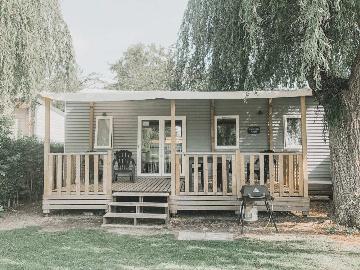 Eurocamp Azure mobile home review