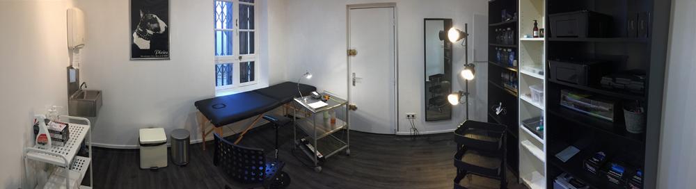 salle de tatouage à Toulouse