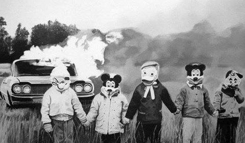 Enfants halloween horror moovie