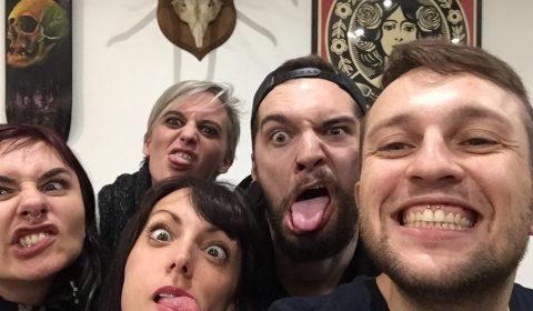 Photo de l'équipe Sorry Mom Tatouage