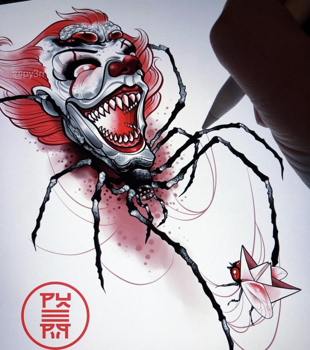 Tattoo  Halloween