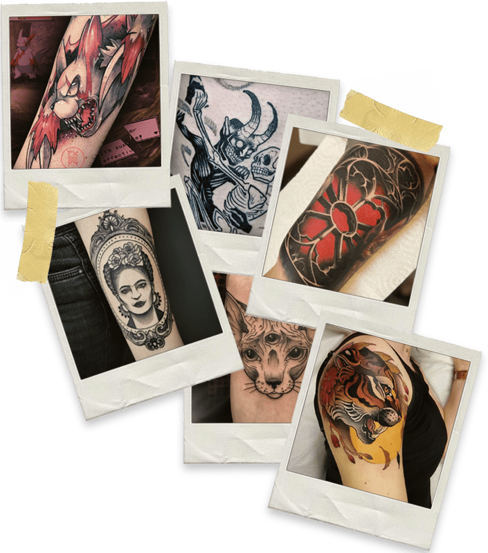 Tatouage à Toulouse
