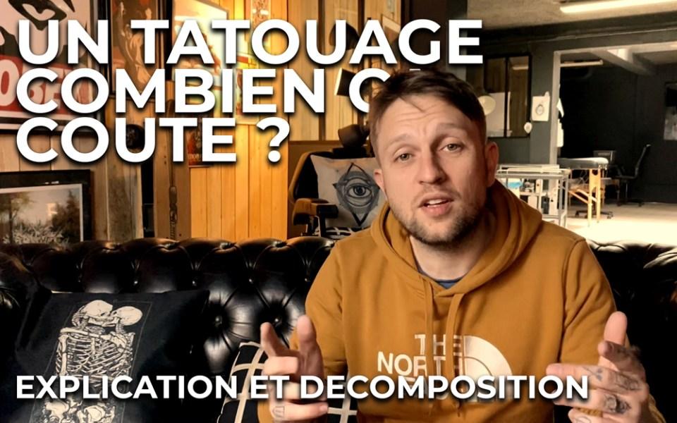 tatouage Combien ça coute