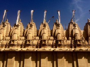 Shree Nakoda Avati 108 Parshwanth Jain Temple, Devanahalli, Karnataka