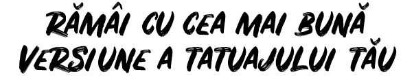 Tatuaje | Ingrijire tatuaj | Sorry Mom - Proper Tattoo Care