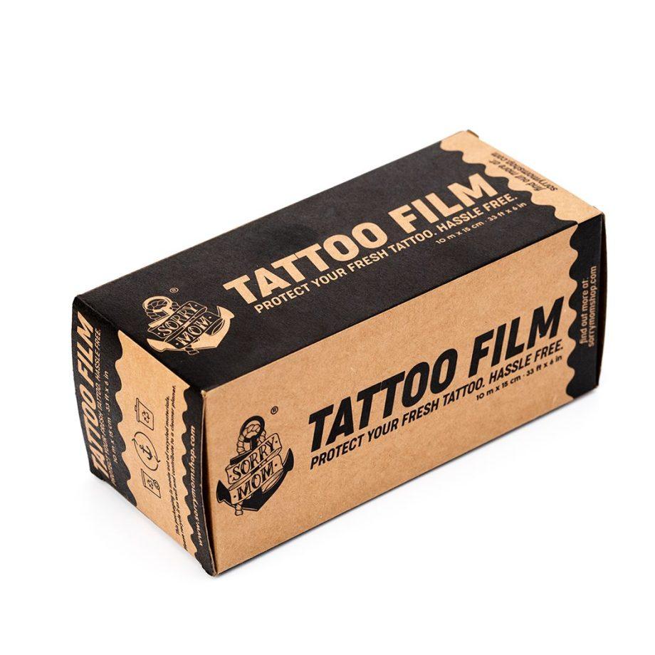 folie protectie tatuaj