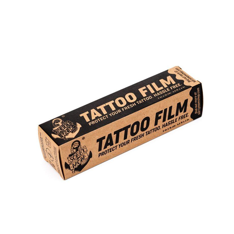 Folie vindecare tatuaj