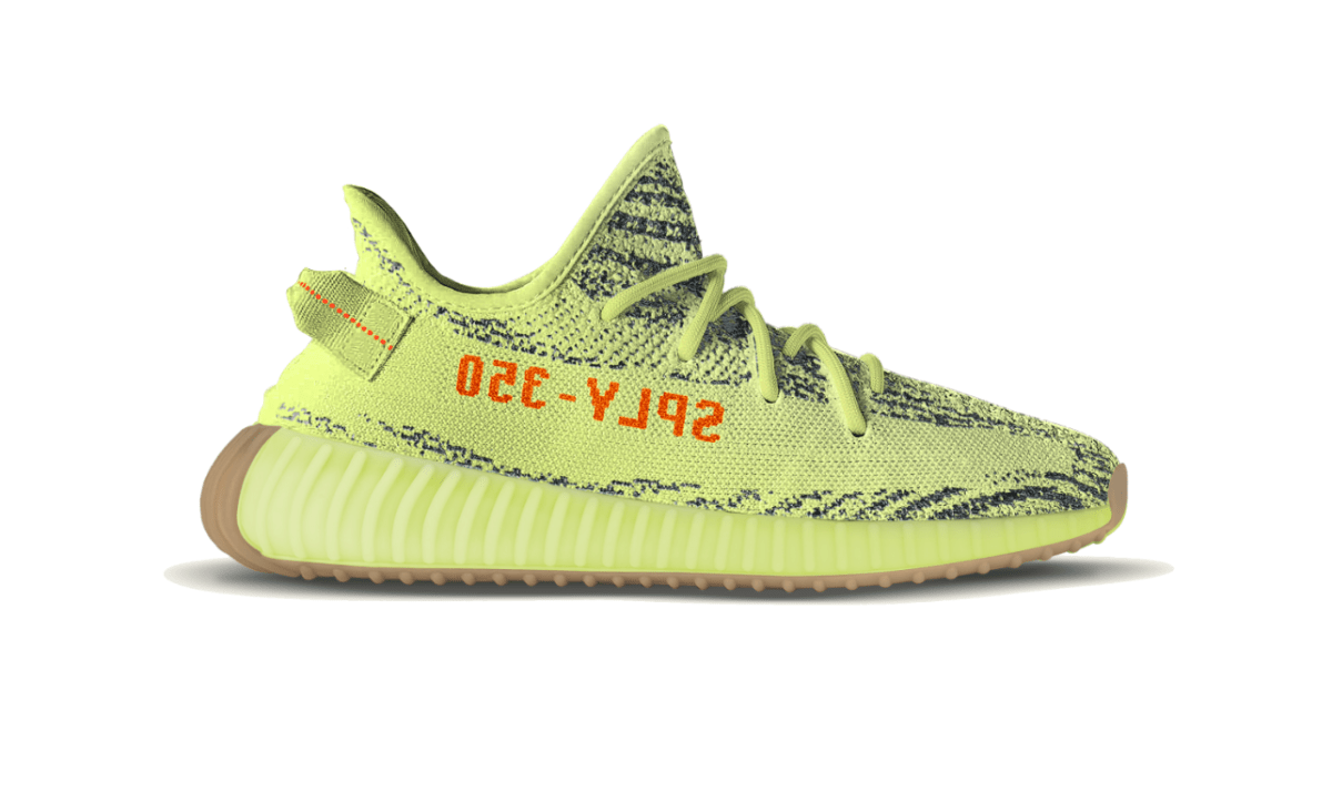 "Yeezy Boost 350 V2 ""Yellow"""