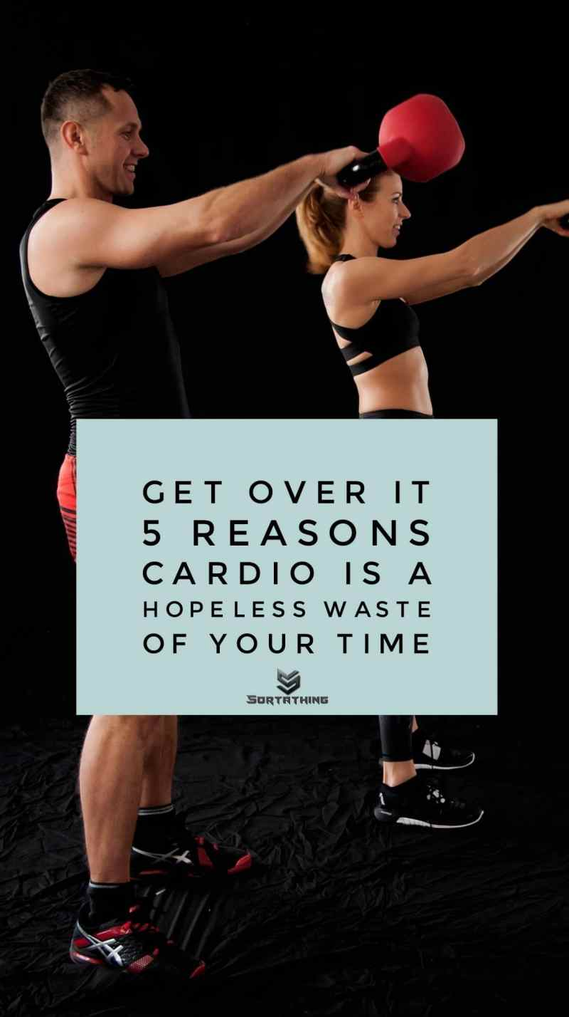 Expensive - Cardio Waste of Time