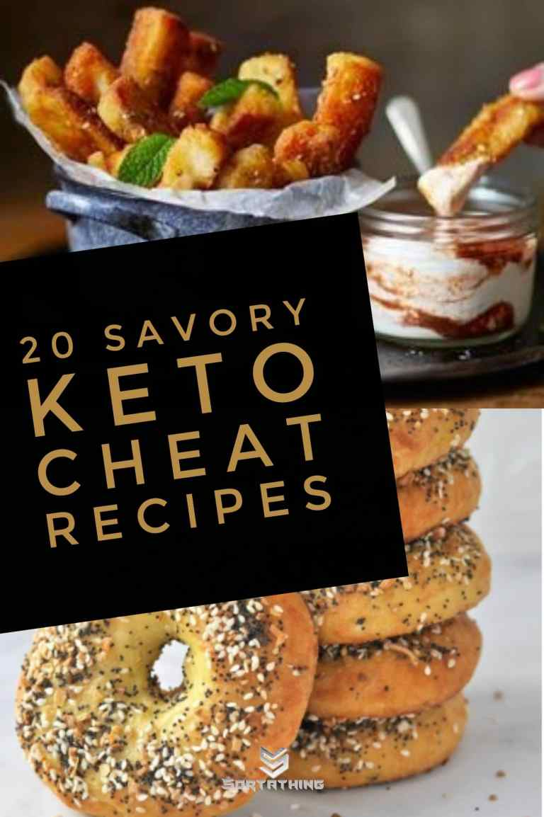 Halloumi fries & Keto Everything Bagels