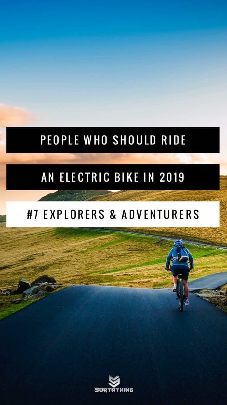 ebikes for adventurers
