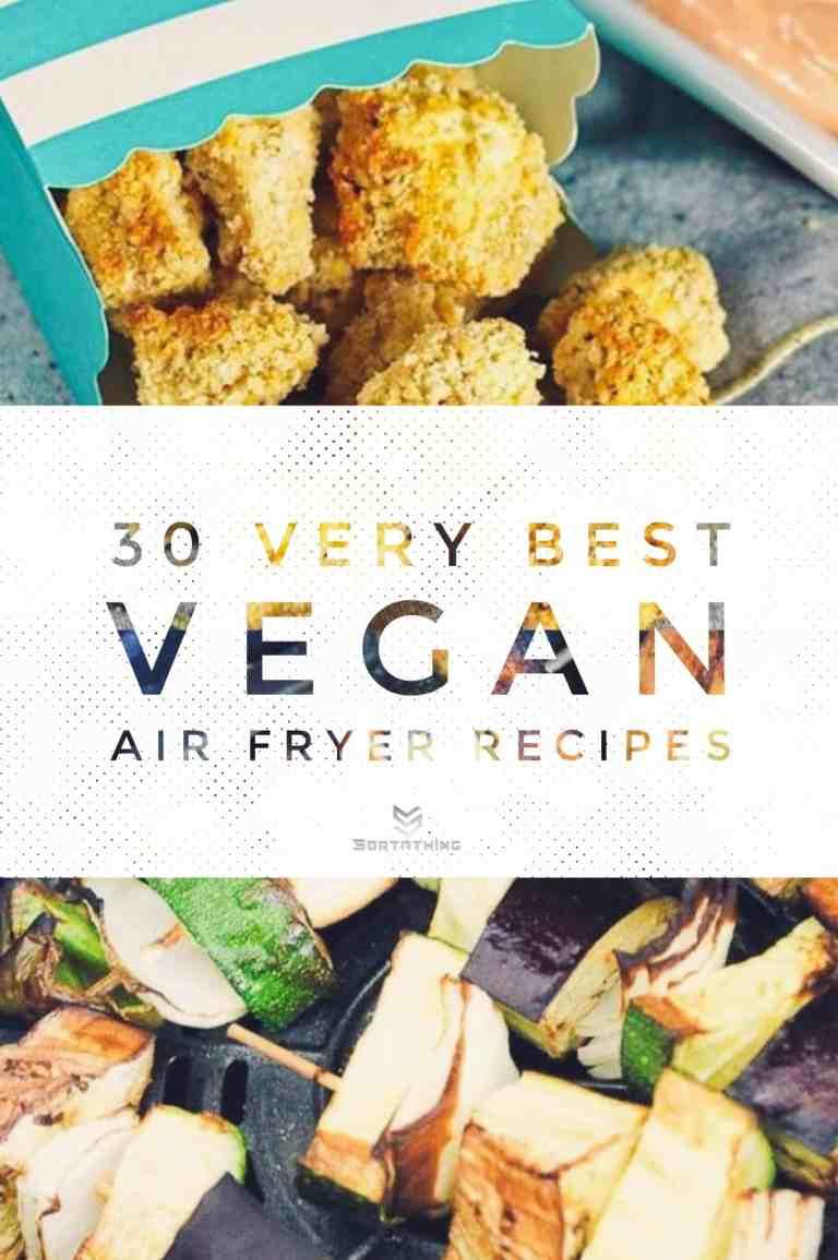 30 Very Best Vegan Air Fryer Recipes 14
