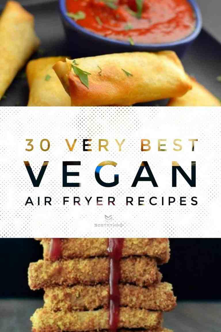 30 Very Best Vegan Air Fryer Recipes 6