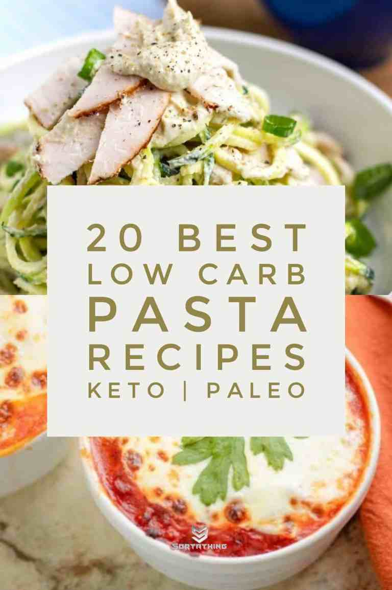 Paleo Zucchini Pasta with Artichokes and Turkey & Low-Carb Lasagna Bowls
