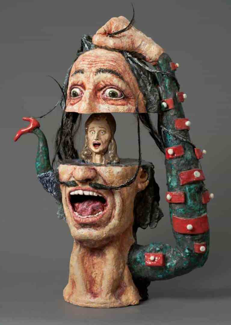 10 Bizarre & Shocking Works of Art you can buy online 9