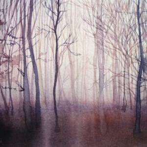 """Dissolve"" - Open Edition Print by Lara Cobden"