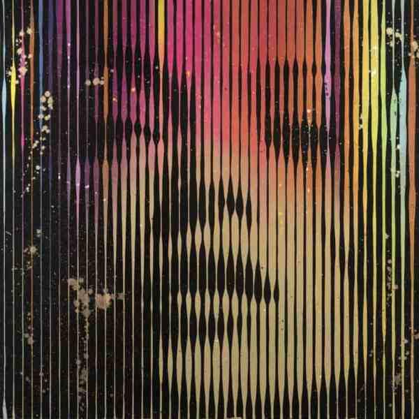 """Kate Moss - Signed Limited Edition Print"" - Original Artwork by VeeBee VeeBee"