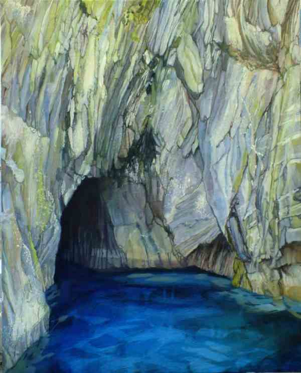 """""""Landing at Blind Man's Cove"""" - Open Edition Print by Lara Cobden"""