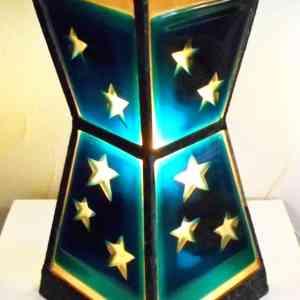 """Magic Star Lantern"" - Original Artwork by Riki Dubo"