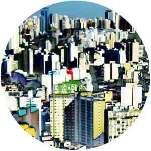 """""""São Paulo Colours II (Shape 1)"""" - Open Edition Print by Jaykoe Artist"""