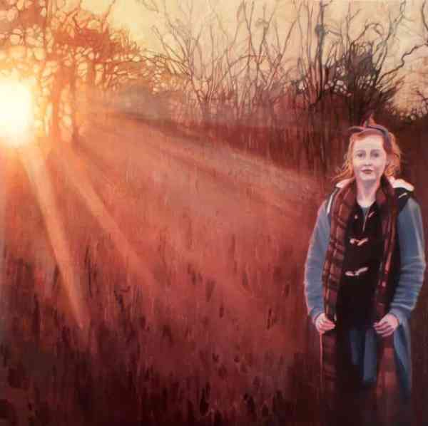 """Solstice Sunset"" - Open Edition Print by Lara Cobden"