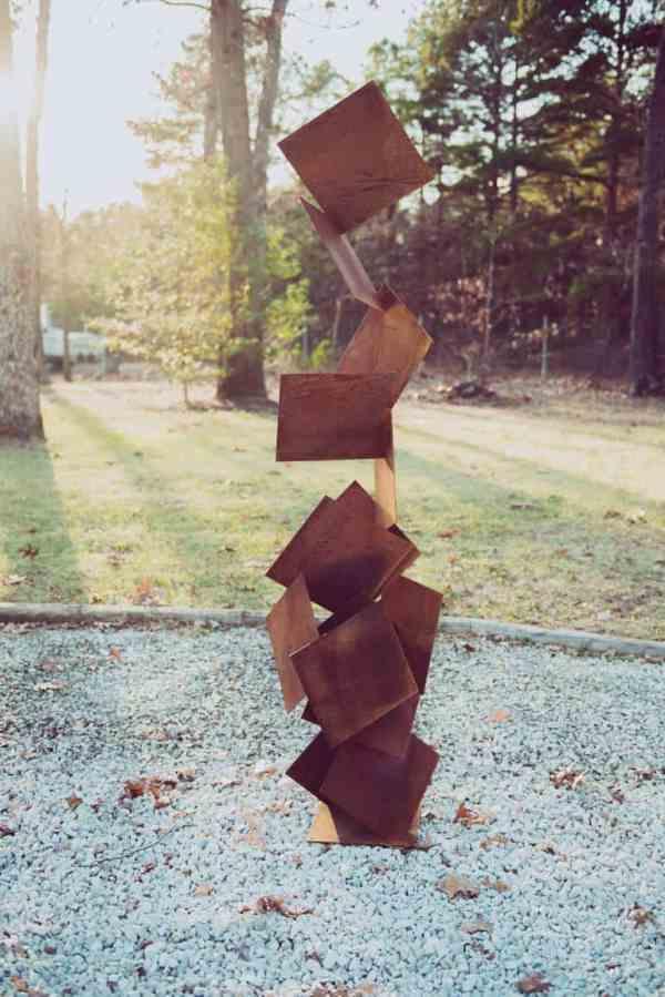 """Sotto Corten"" - Original Artwork by Vadim Kharchenko"