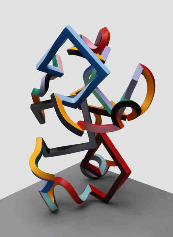 """Streamer 62"" - Original Artwork by Frans Muhren"