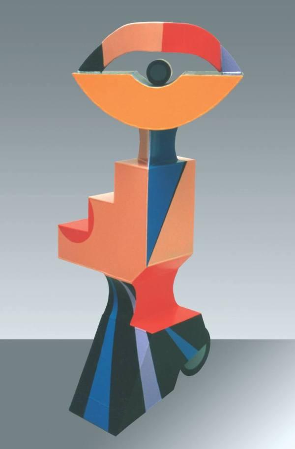 """Talking head"" - Original Artwork by Frans Muhren"