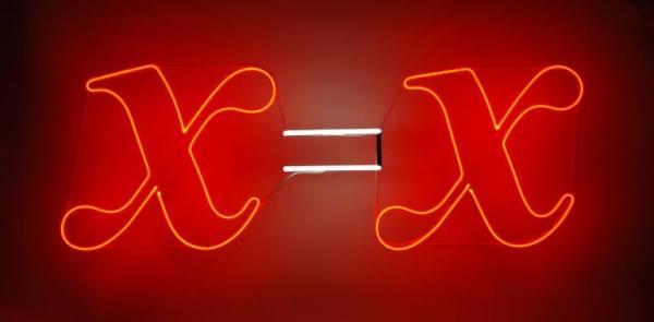 """x=x"" - Original Artwork by Jacob Fishman"