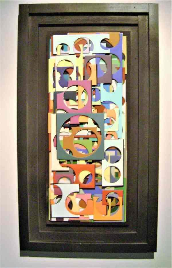"""A tangled web,woven"" - Original Artwork by bob bradford"