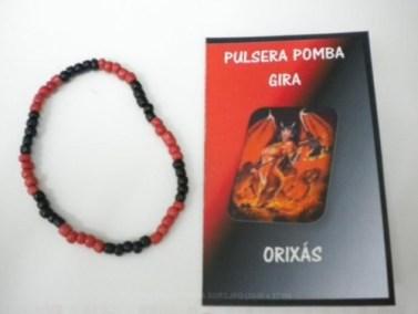 PULSERA ORIXÀ POMBA GIRA