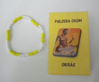 PULSERA ORIXÀ OXUM