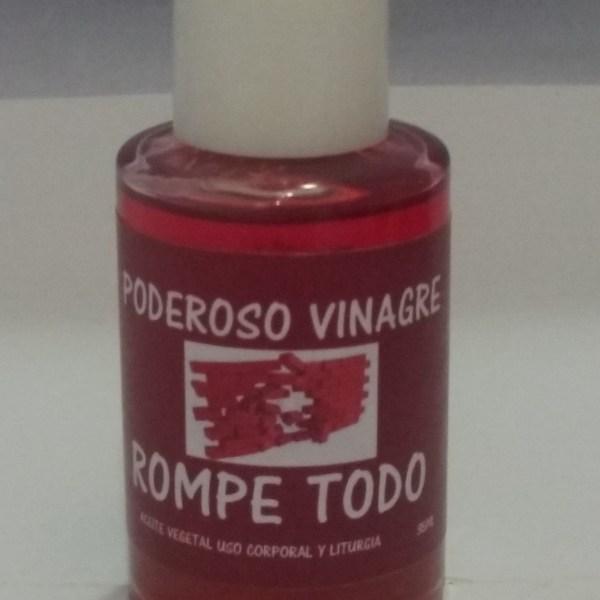 VINAGRE ROMPE TODO