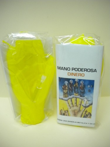 RITUAL MANO PODEROSA PEQUEÑA DINERO