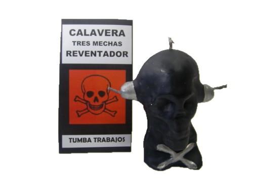 RITUAL CALAVERA 3 MECHAS