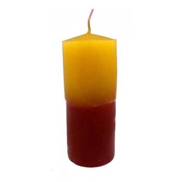VELON 2 COLORES AMARILLO-ROJO